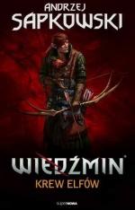 Wiedźmin - Krew Elfów